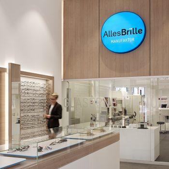 Ihr Augenoptiker in Heidelberg mit eigener Manufaktur
