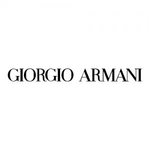 Giorgio Armani Brille Logo