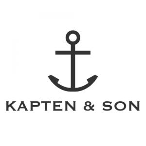 Kapten and Son 500 Logo